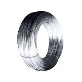 Bobina de alambre galvanizado (5 Kg.) Ø2,05 mm