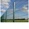 """Pack completo de Verjas modelo """"Pliegues"""", 2m Alto. Formado por paneles y postes. Longitud 10m lineales"""