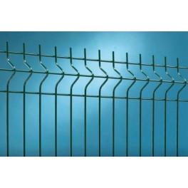 """Panel Verja modelo """"Pliegues"""" de 60 centímetros de alto y 2,50 m de largo."""