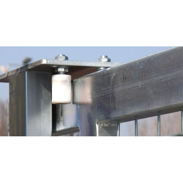 Puertas Correderas De 6 Metros - Puerta-corredera-metalica