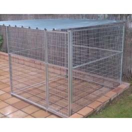 Boxes para Perros (4 Metros cuadrados) 2m/alto.