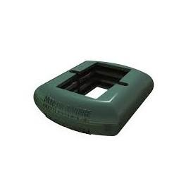 """Abrazaderas PVC para fijación de paneles modelo """"Pliegues"""""""