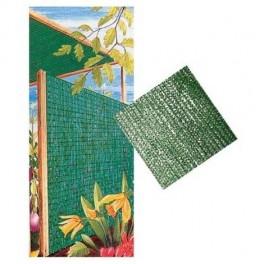 Malla Ocultacion Verde 1.5X25Mt