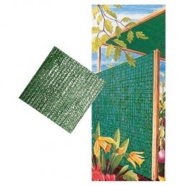 malla verde ocultacion