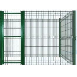 Configurador de recinto para perros.