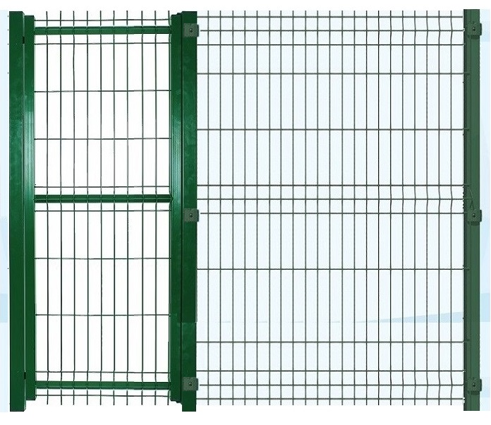 panel perrera con puerta