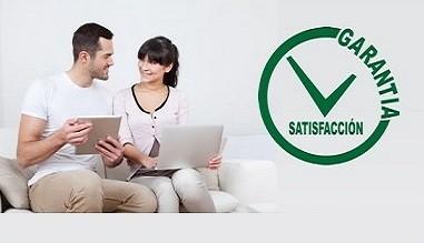Garantía de satisfacción